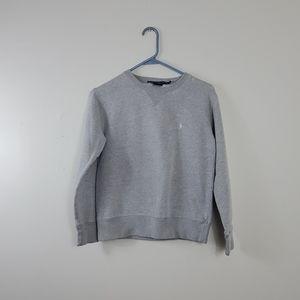 Polo Ralph Lauren Womens Fleece Sweatshirt Xs